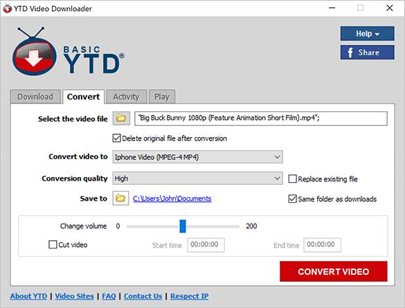 Ytd Video Downloader Free Video Downloader And Converter